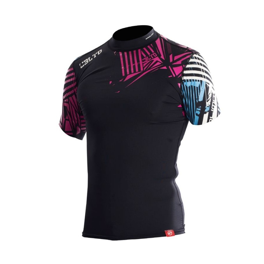 Майка Prolimit Rashguard C3 SA Men short arm