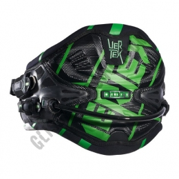 ION Kite Waist Harness Vertex black/green 54/XL