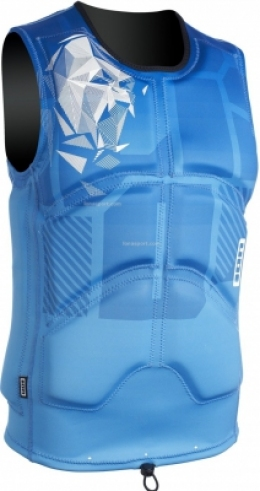 ION Vest Collision blue sublimation 46/XS
