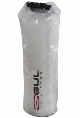 Сумка GUL 12 Litre Dry Bag clear/clear