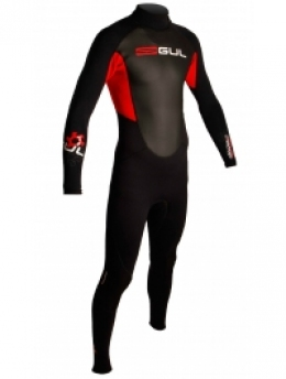 Гидрокостюм S13 GUL Response Wetsuit Mens 3/2mm BS Steamer graph/lim LT